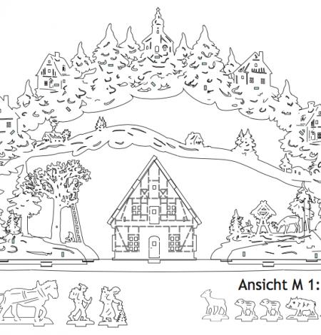 Dorf-Village-450x470